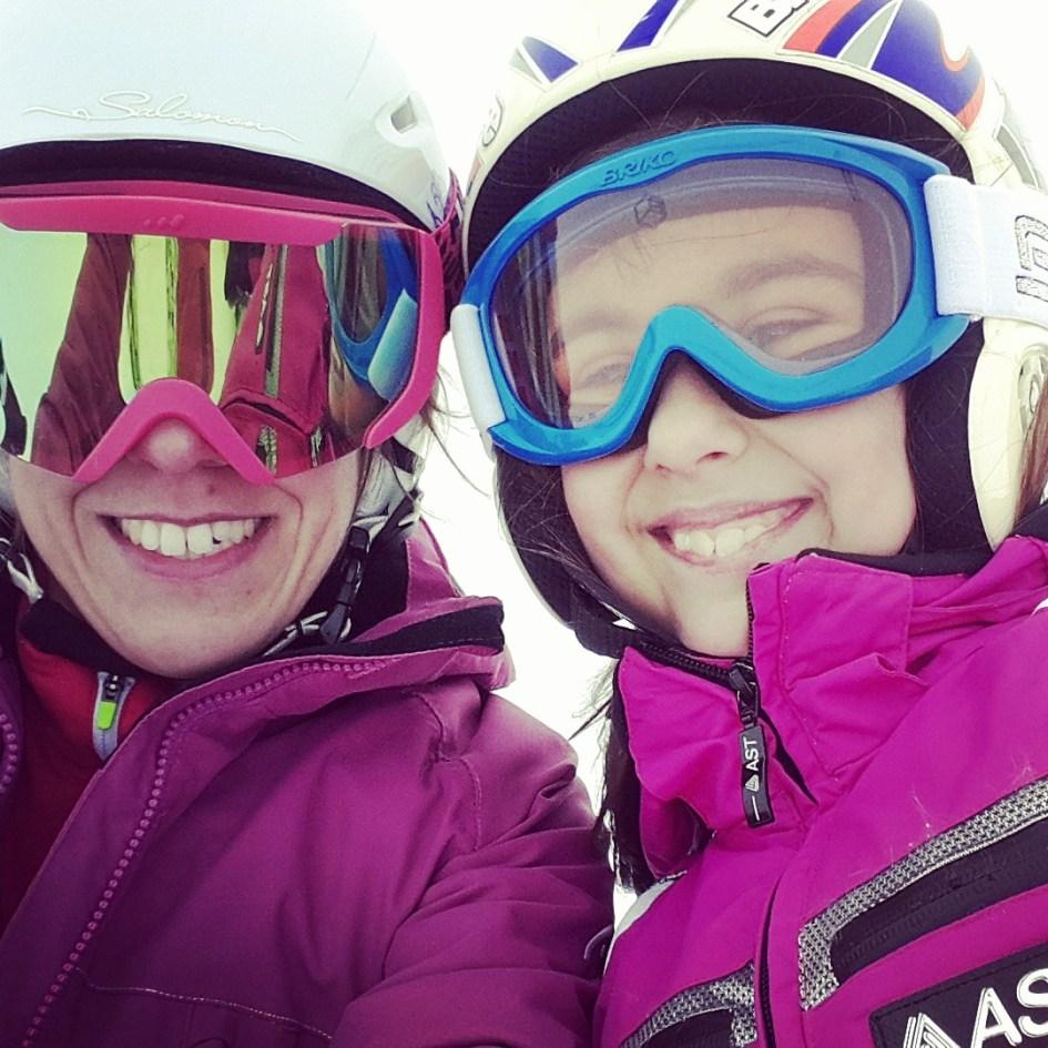 a che età si inizia a sciare
