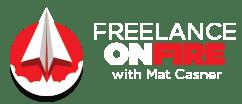 freelance on fire logo