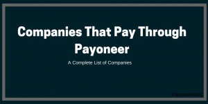 companies-that-pay-through-Payoneer
