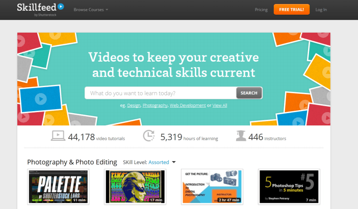 skillfeed.com | Learn and Improve your Freelancing Skills