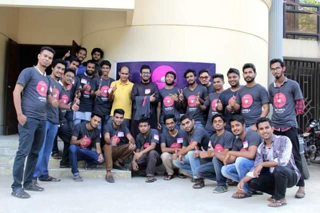 Dribbble designer meetup Bangladesh