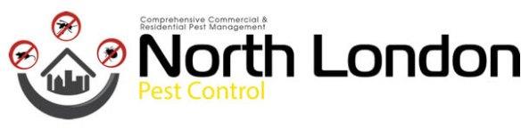 north london pest control logo