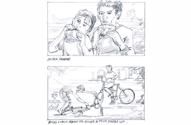 Freelance Storyboard Artist For Hire in London, UK and