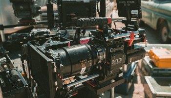 camera lense & video equipment hire