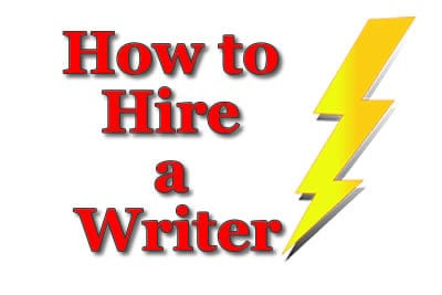Writer wanted online email address