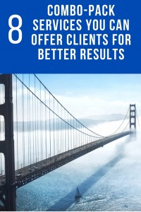 8 Service Combo you can offer clients