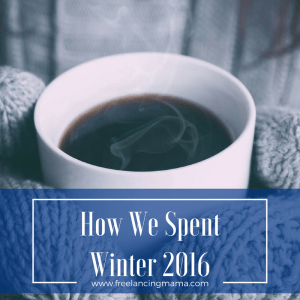 How we spent winter 2016