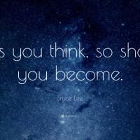 Vuoi trasformare il corpo? Trasforma la mente!