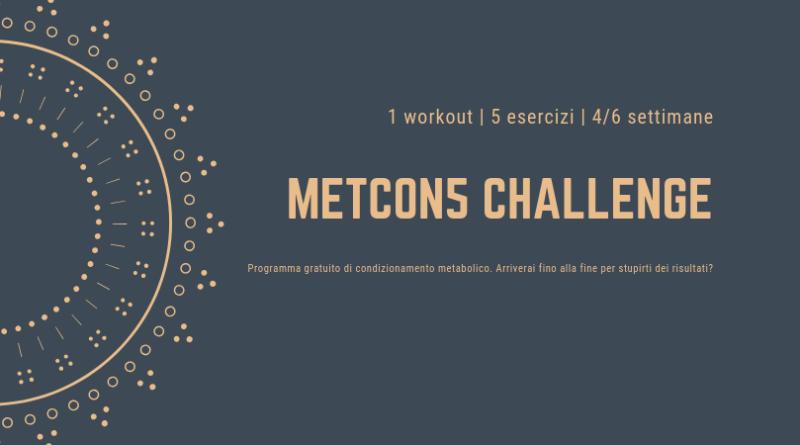 MetCon5 Challenge