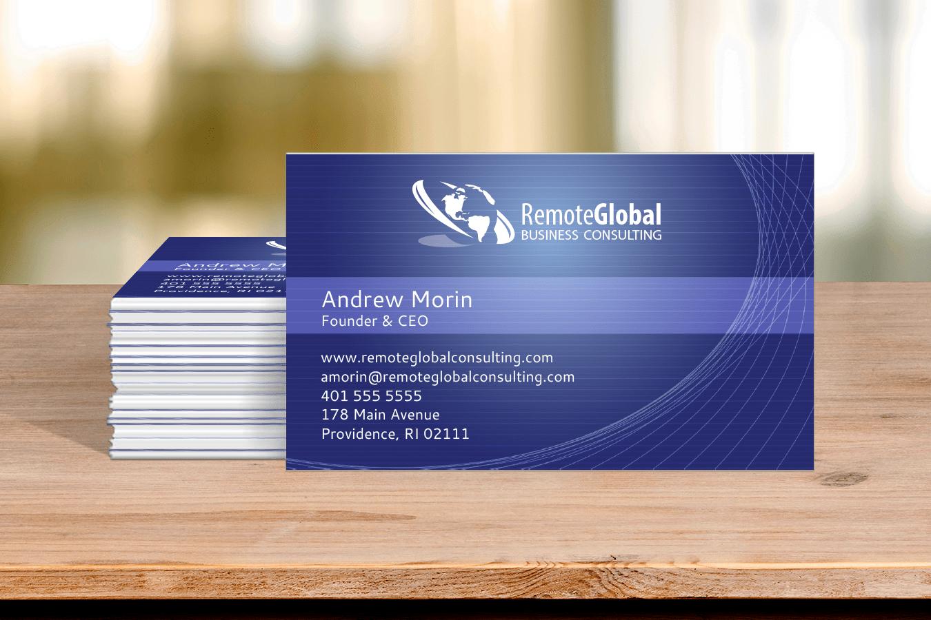 Make Free Visiting Card Online
