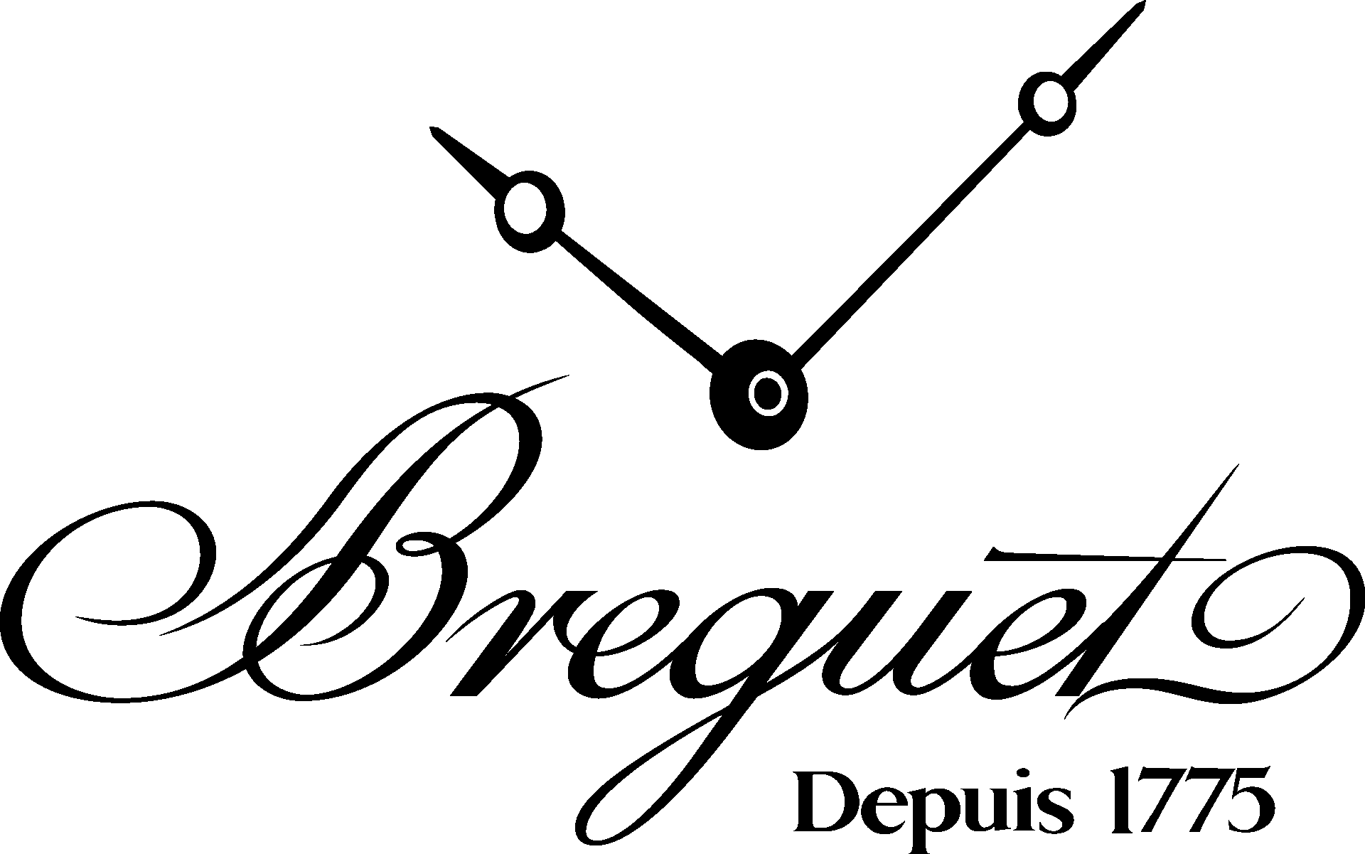 Breguet Logo Vector Icon Template Clipart Free Download