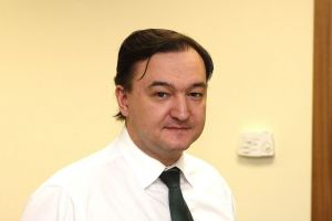 Sergej Magnitskij, foto: Gobonobo