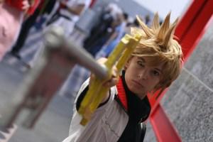 Oni-Con 2007 Roxas of Kingdom Hearts II, foto: Alan Gee