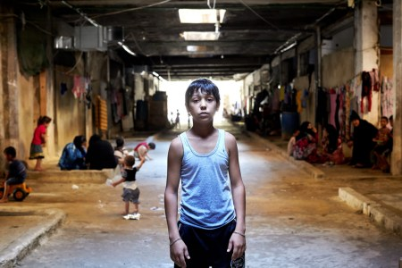 Forced to grow up too soon in Lebanon Mahmoud, foto: Photo Unit