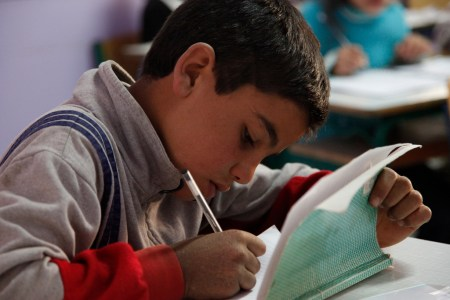 Getting Syria's children back to school in Lebanon, foto: Russell Watkins DFID