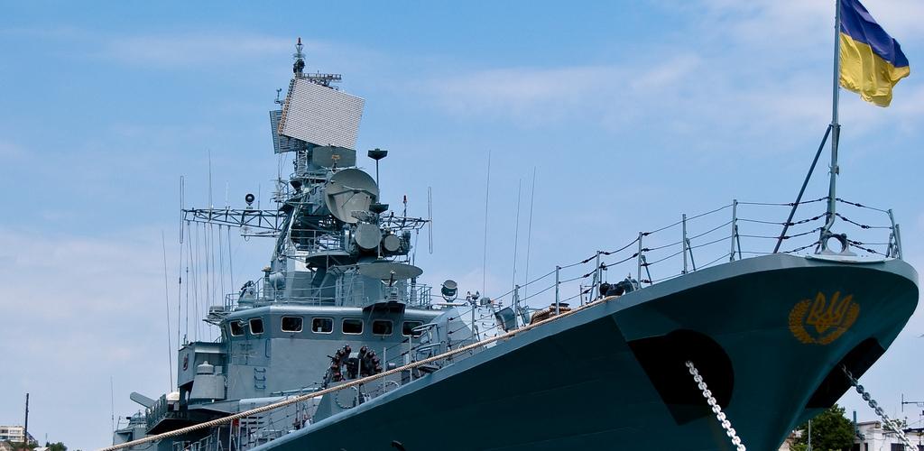 Rozhovor se studentem Akademie vojenského námořnictva z Krymu