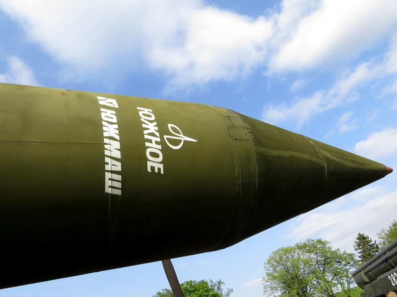 Mezikontinetální balistická střela/torange.biz