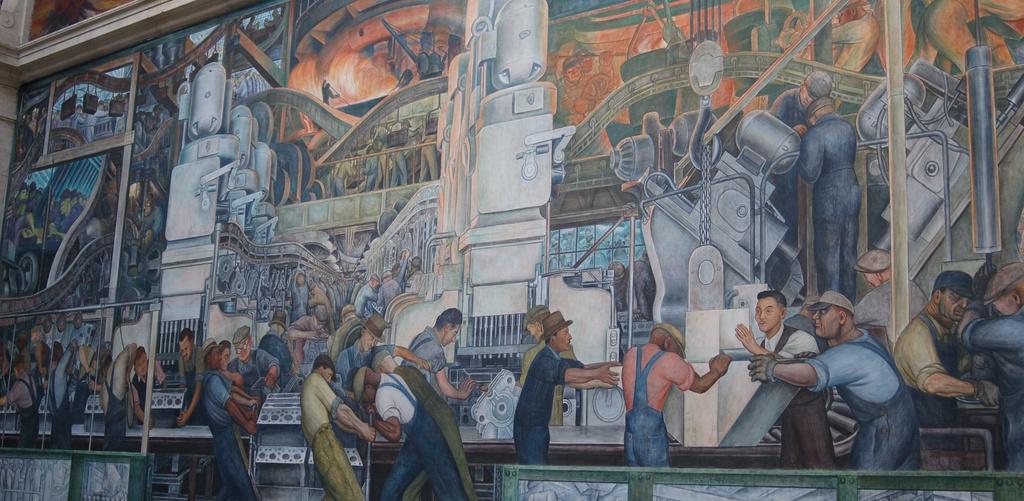 Ashley Street, Diego Rivera