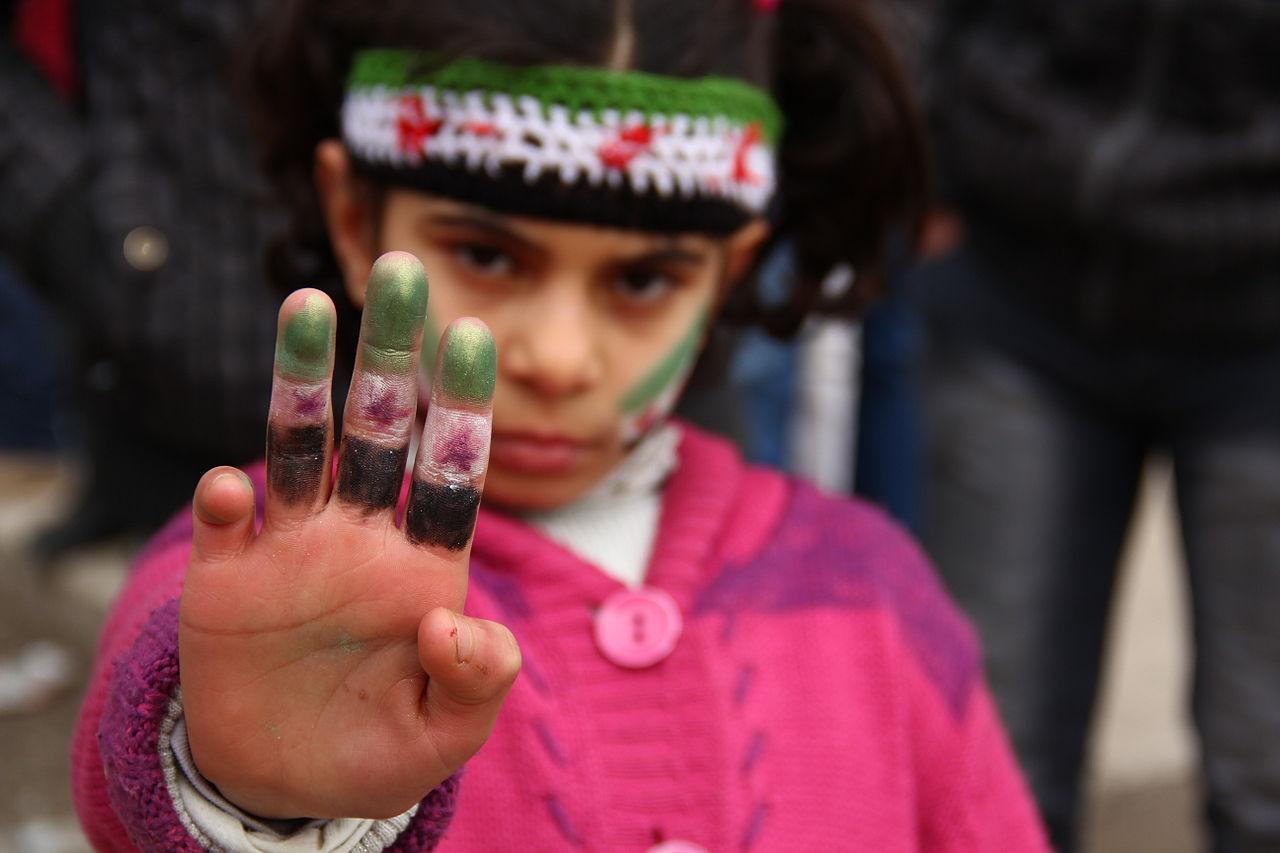 Děti z Aleppa