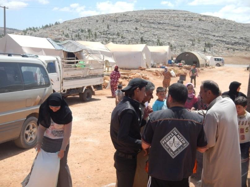 Mohammad Tawilo, Vedoucí programů ČvT v Sýrii, Foto: Archiv ČvT