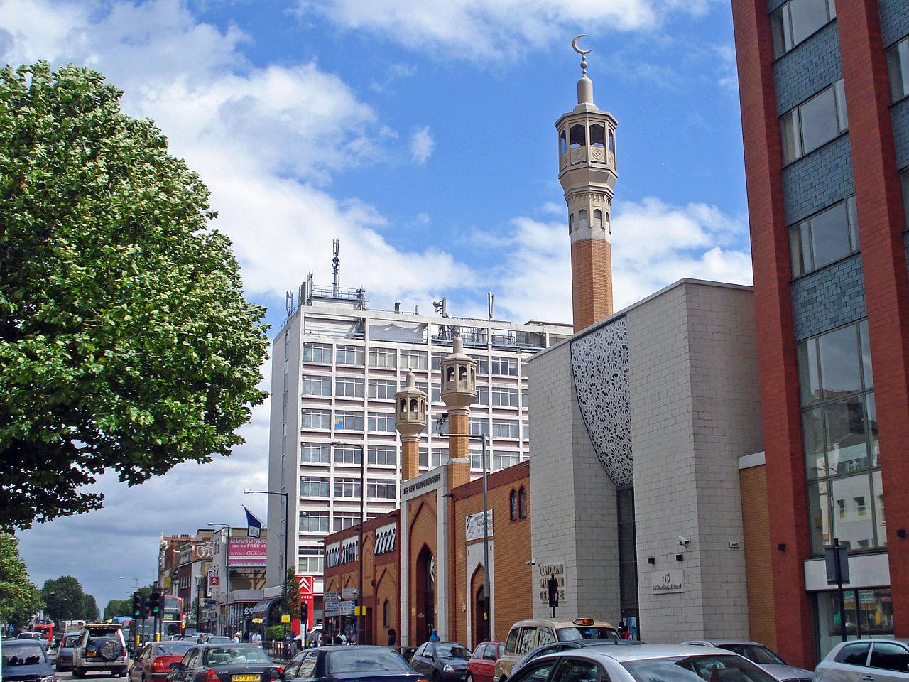 Londýnská mešita