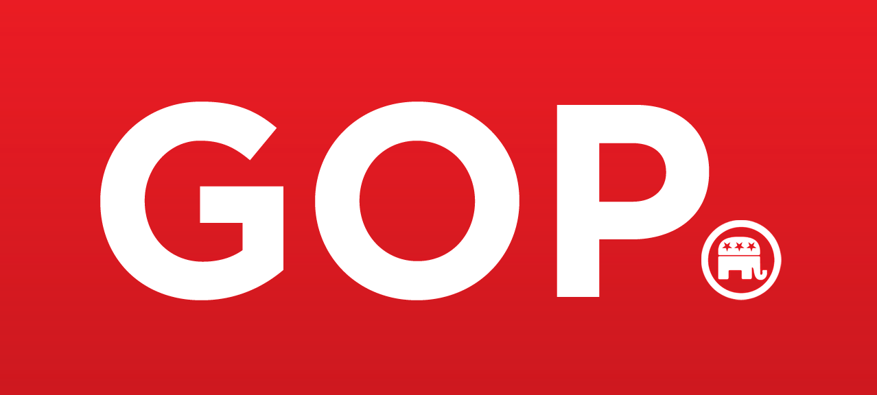 Logo republikánů
