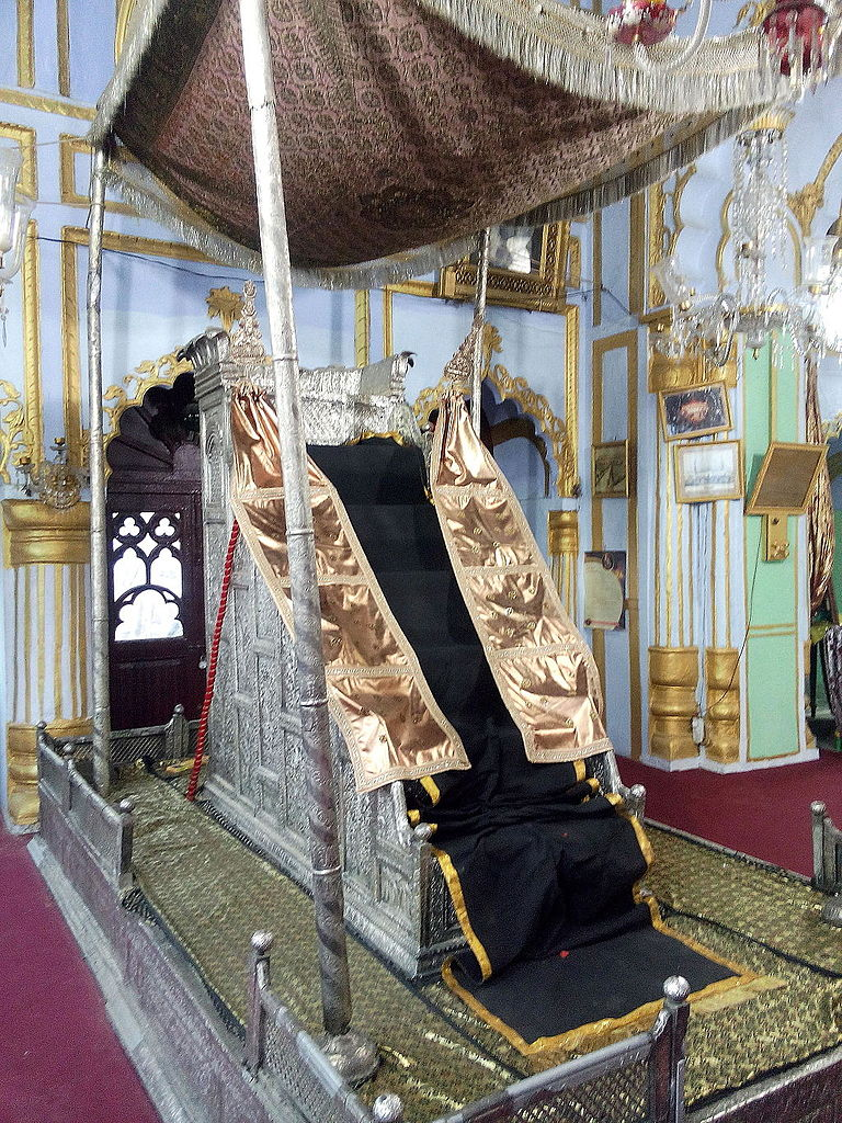 The Throne of Muhammad Ali Shah, photo by Shivashishpandey35