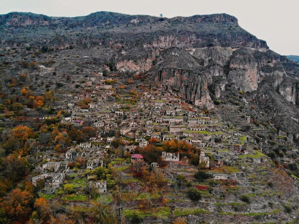 Širak, Arménie, foto Člověk v tísni