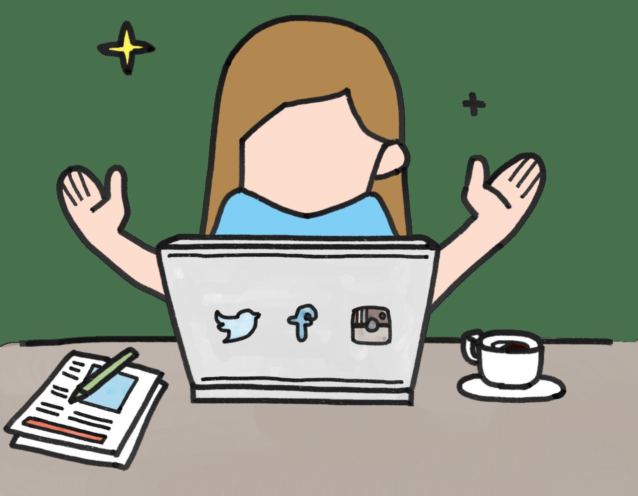 Beneficios redes sociales en educación, Ijmaki