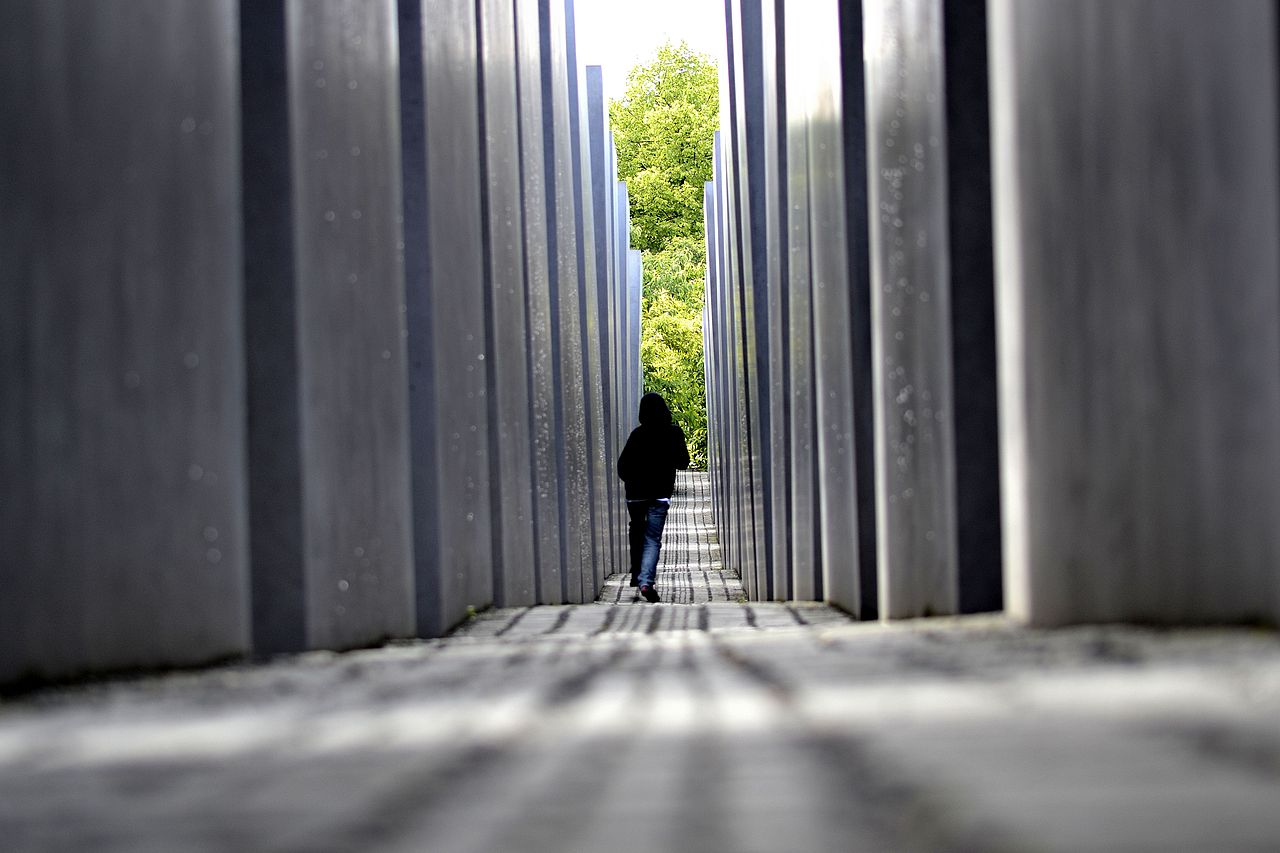 Holocaust Memorial by Crazy Zoc