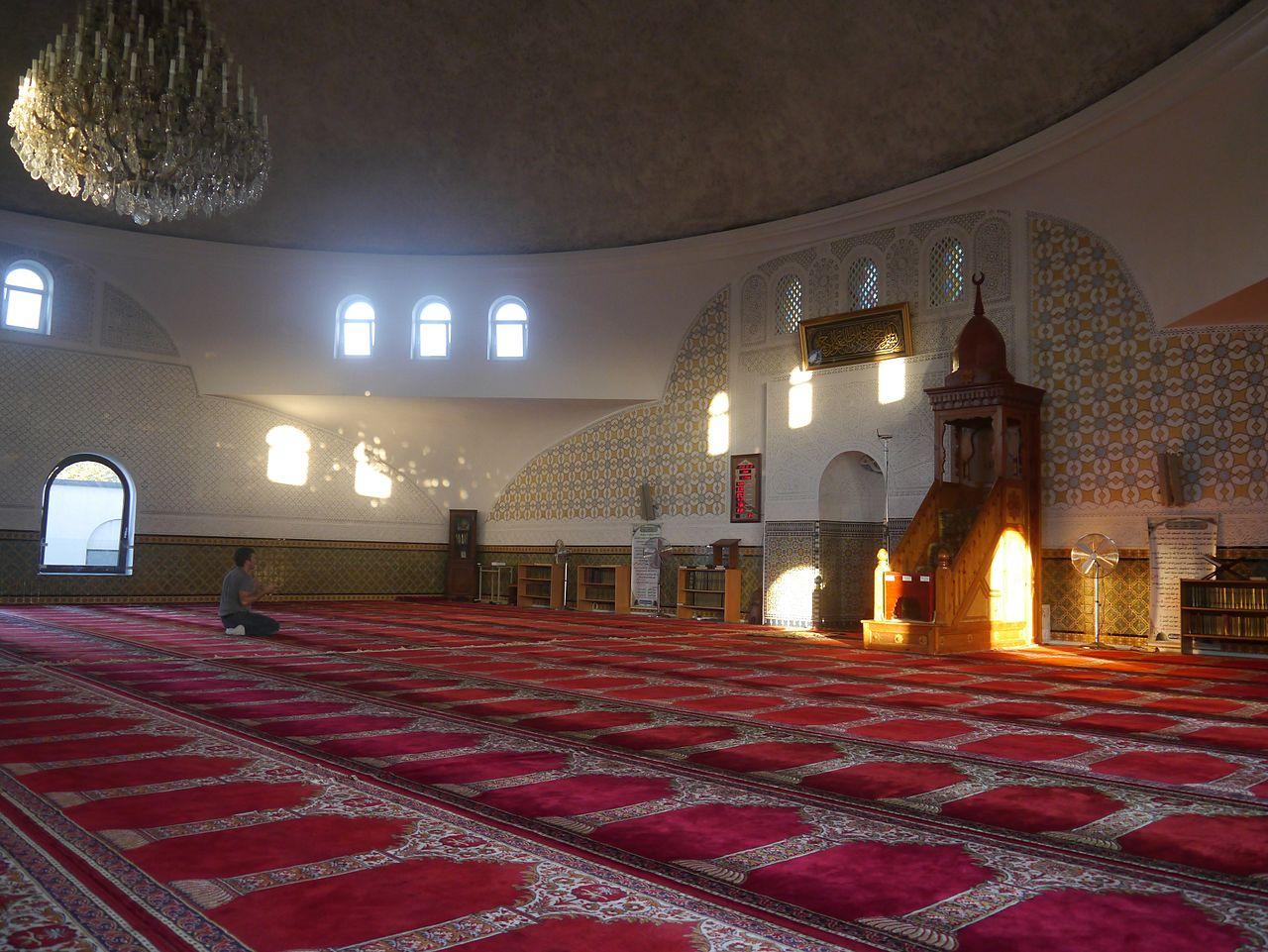 Wien Islamisches Zentrum, Zairon