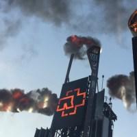 Rammstein: koncert jako dramatická hra
