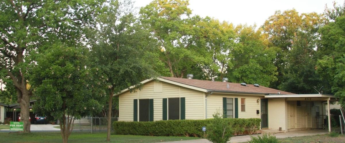 4512 Clawson Road Austin, TX 78745 Front 001