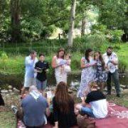 Baptism event