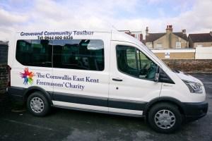 CEKFC Taxi Bus