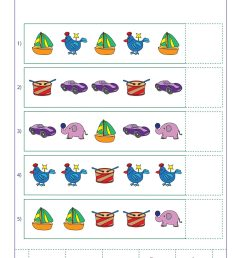 Non Linear Pattern Worksheet   Printable Worksheets and Activities for  Teachers [ 3509 x 2480 Pixel ]