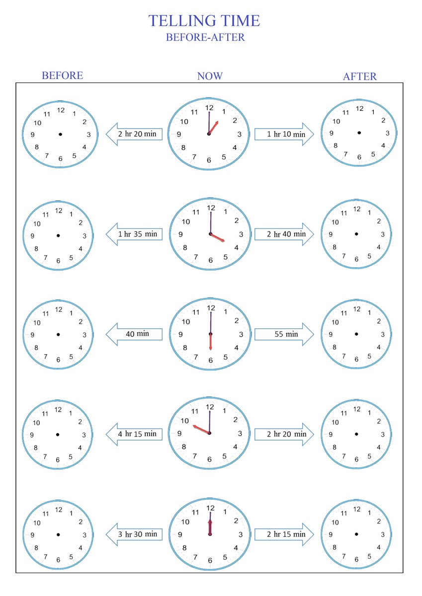 medium resolution of telling time worksheet pdf Archives - Free Math Worksheets