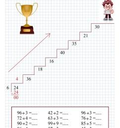 division worksheets grade 4 Archives - Free Math Worksheets [ 1200 x 843 Pixel ]