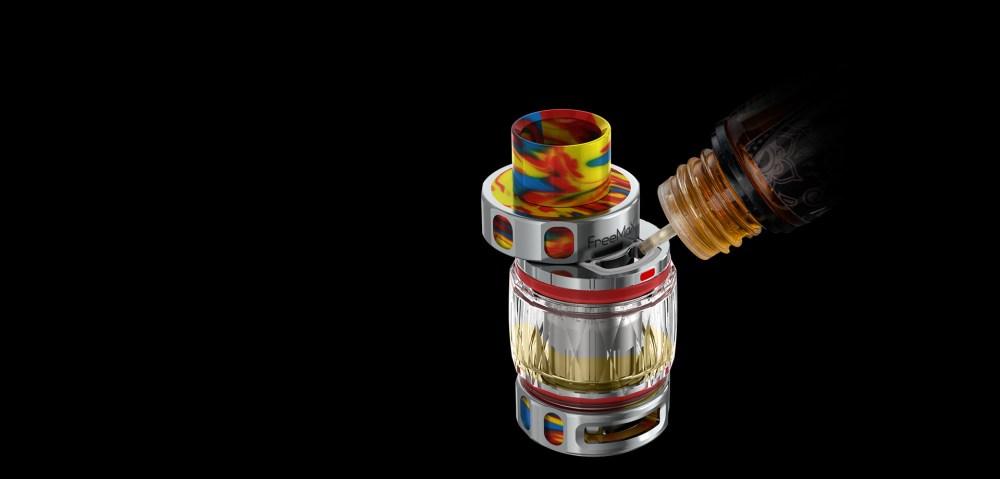Maxus-200W-Kit-How to Fill E-liquid