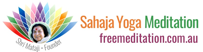 Learn Sahaja Yoga Meditation – Always Free