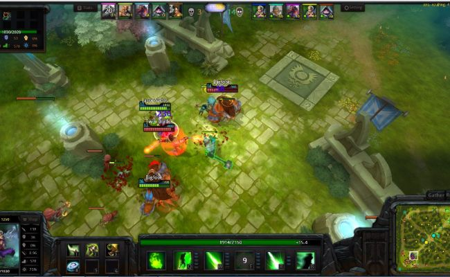 Crazy Moba Online Free Moba Game Review Freemmostation