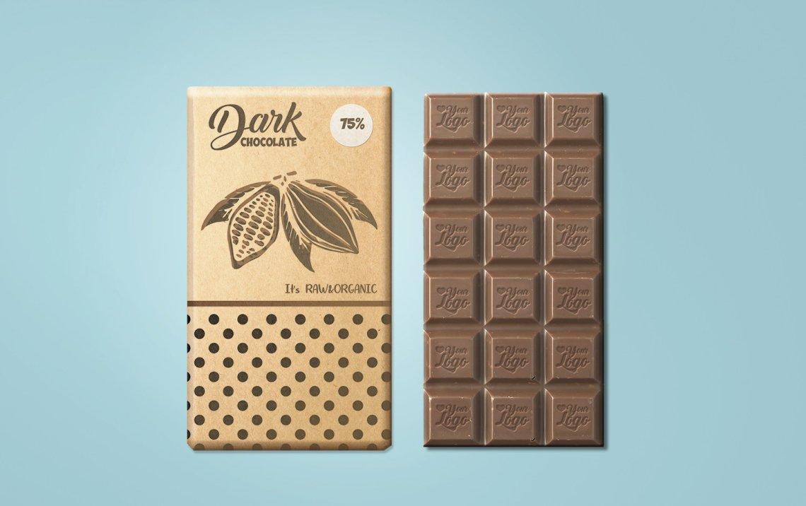 Download Free Mockups Mockup Chocolate Box Free Psd