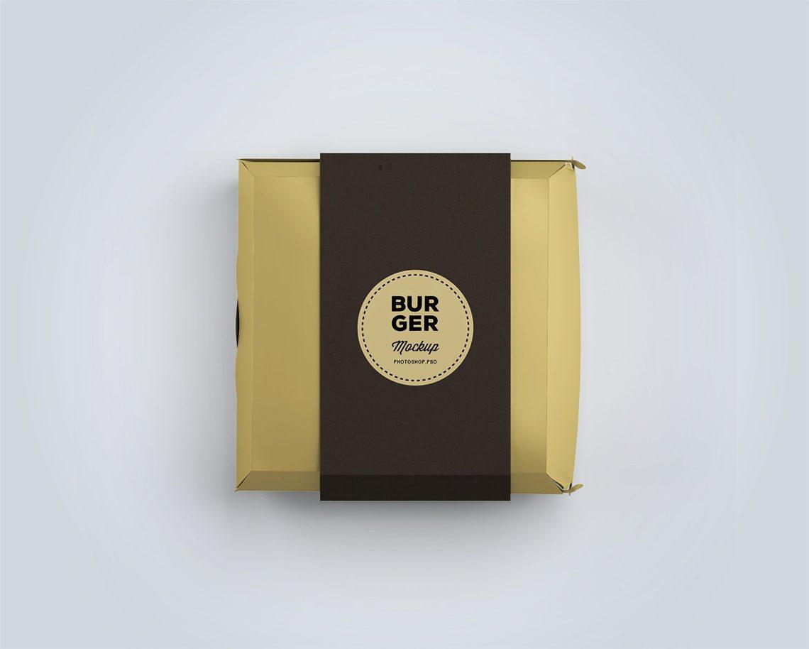 Download Burger Box Mockup - Best Free Mockups