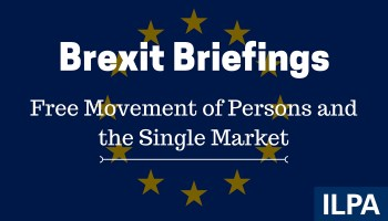 Brexit briefing: free movement and the single market