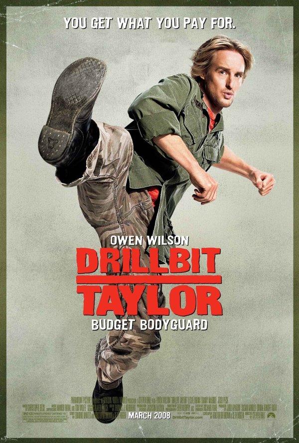 Drillbit Taylor 2008 Poster