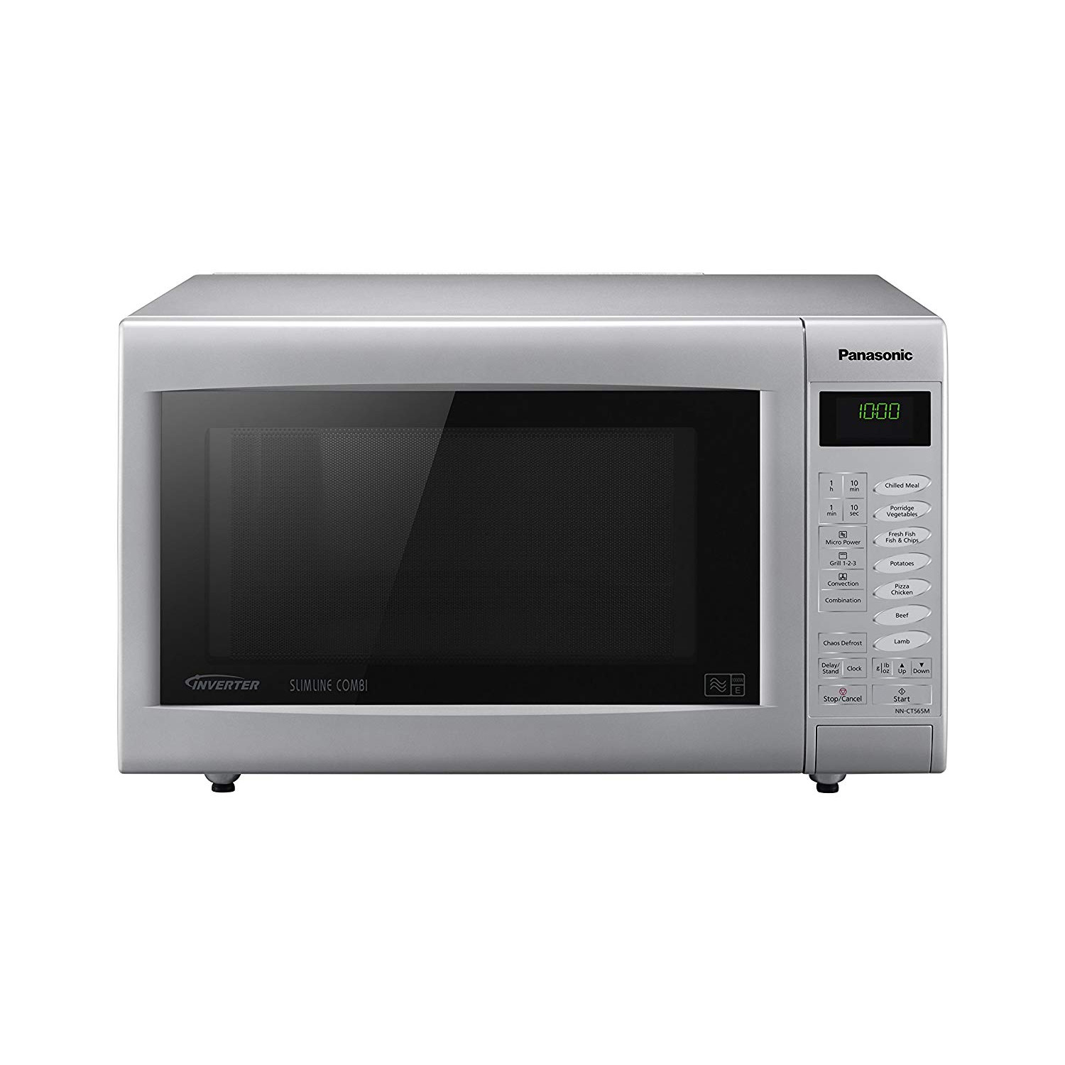 panasonic nn ct565mbpq slimline microwave combination oven best price free uk delivery