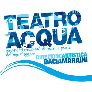 Risultati immagini per teatro sull'acqua logo