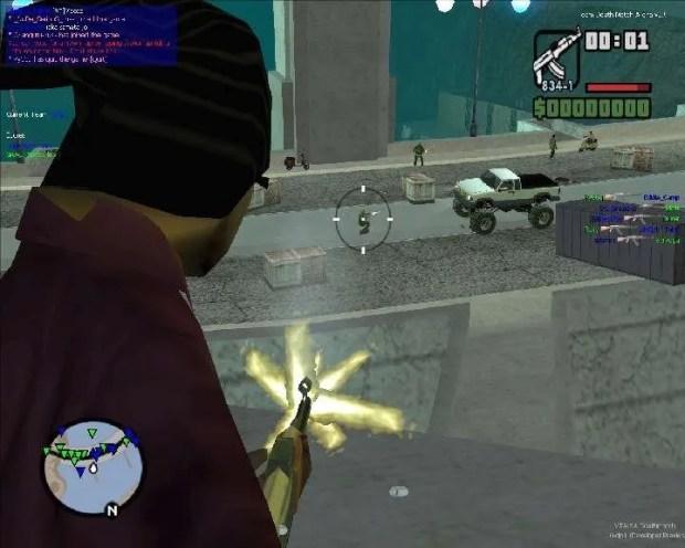 Download GTA San Andreas Pc Game Free