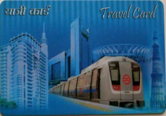 Delhi Metro cards to buy DTC tickets