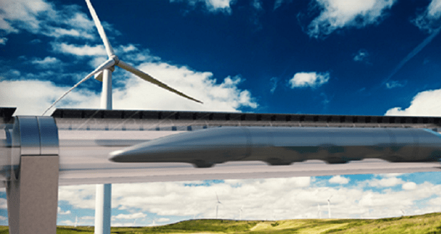 India is going to be the next in line High Speed Hyperloop Train system